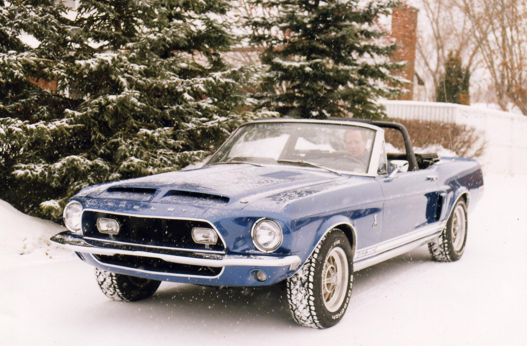 1968 Shelby GT 350