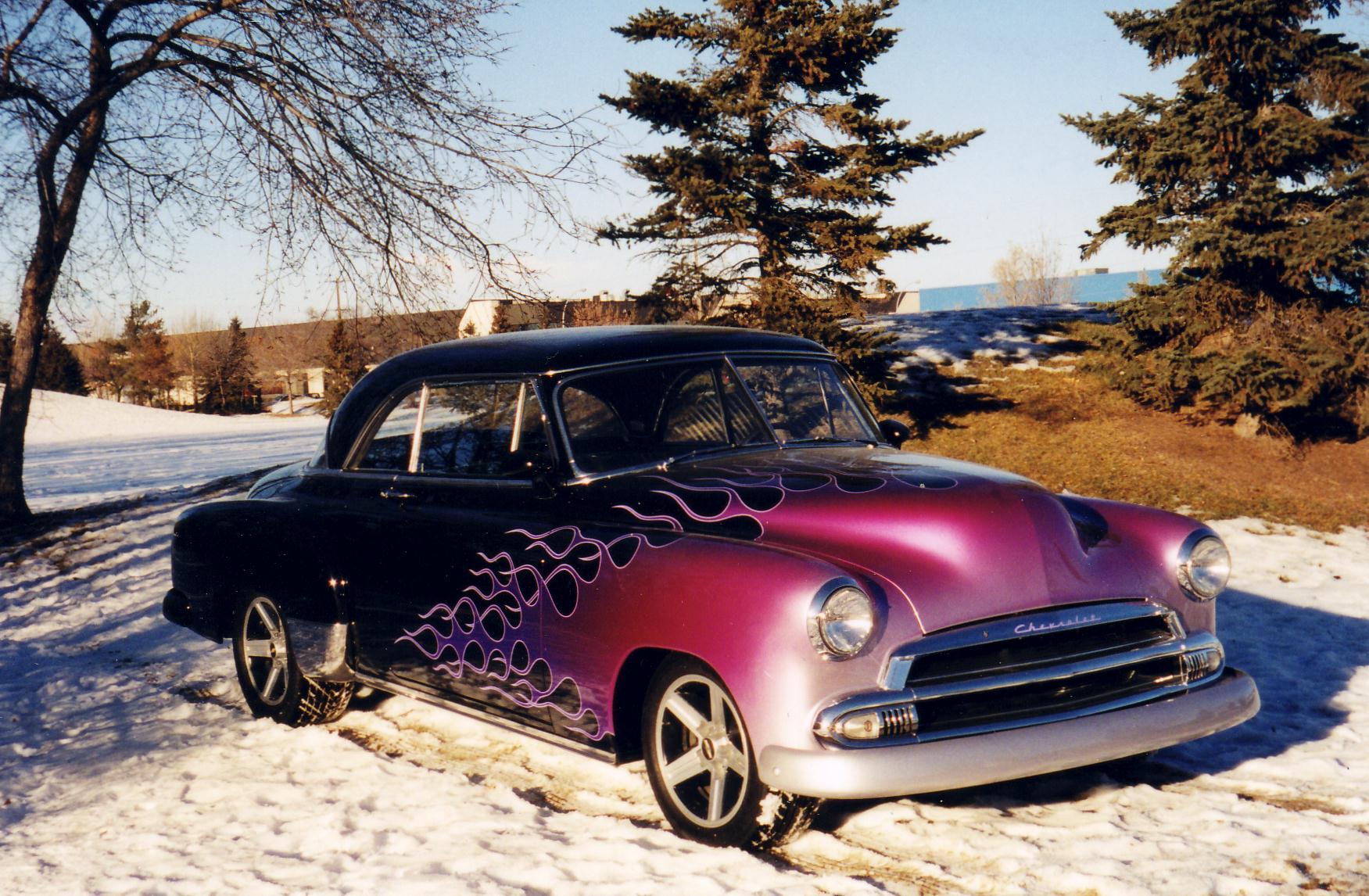 1951 Chevrolet Pernise