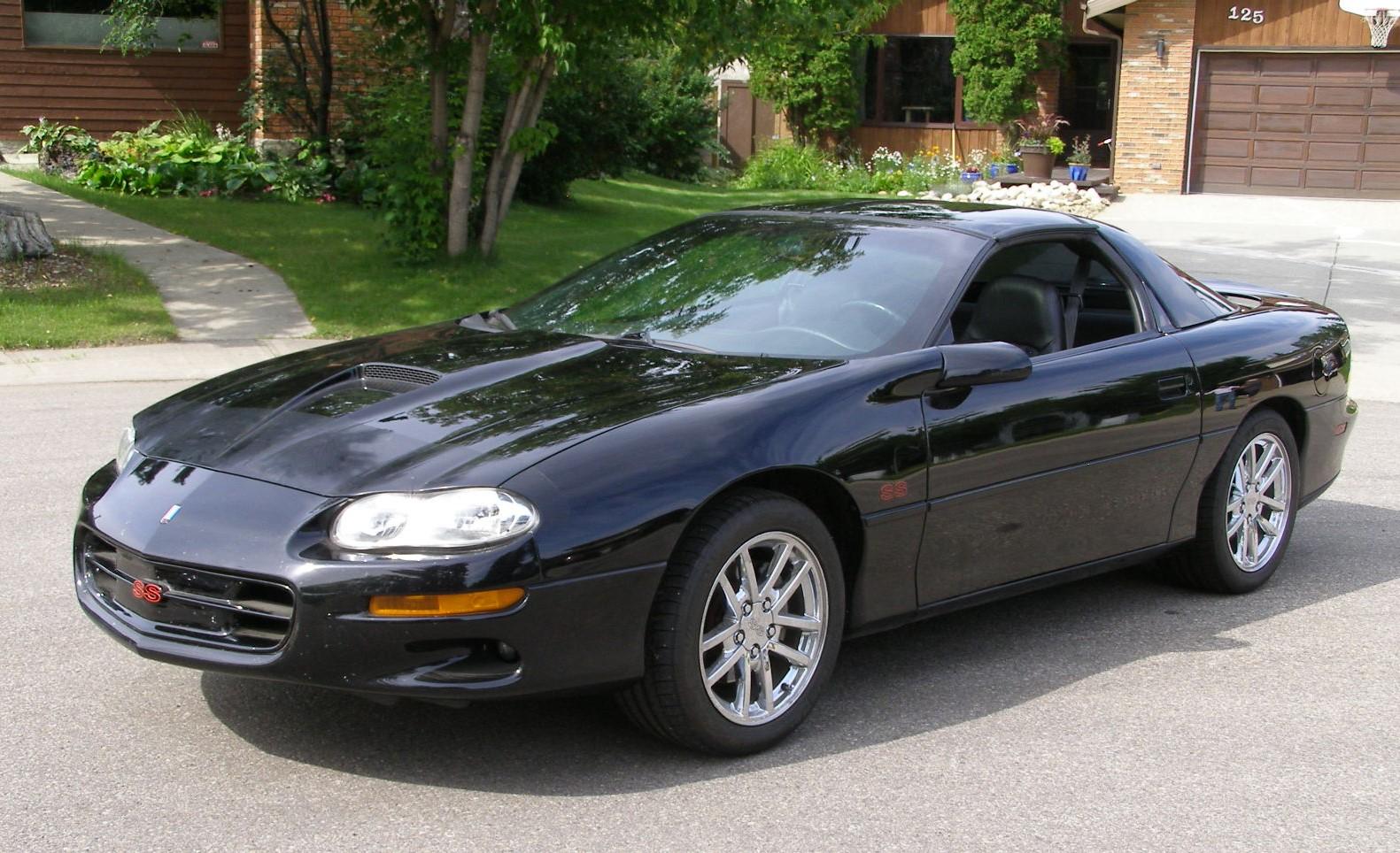 2002 Camaro