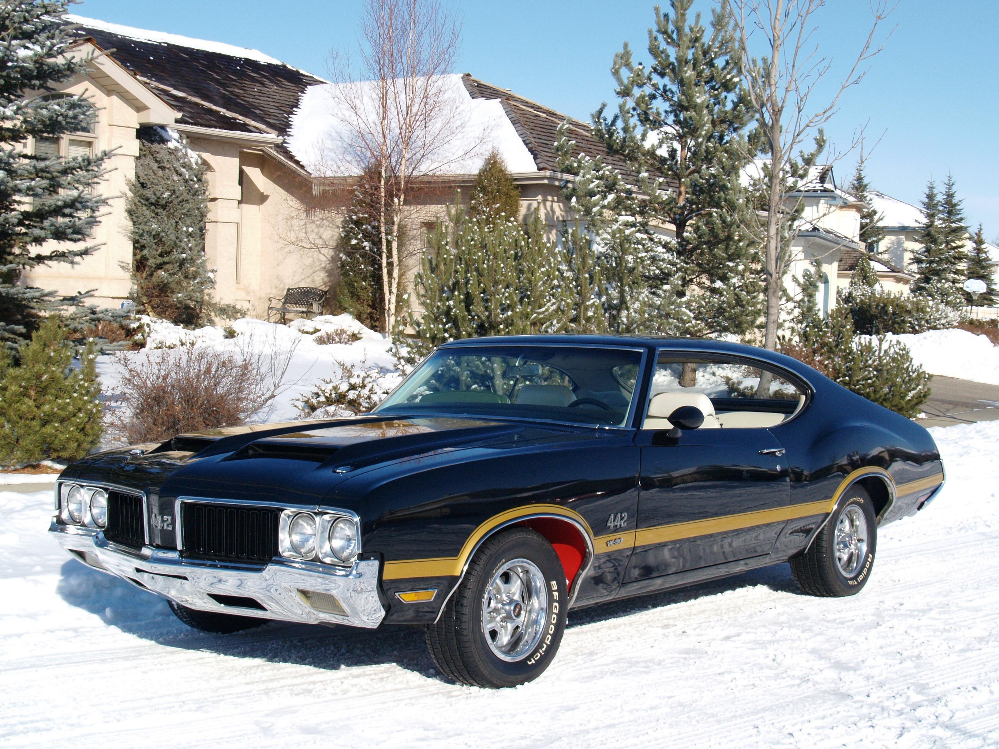 1970 Olds W30 442