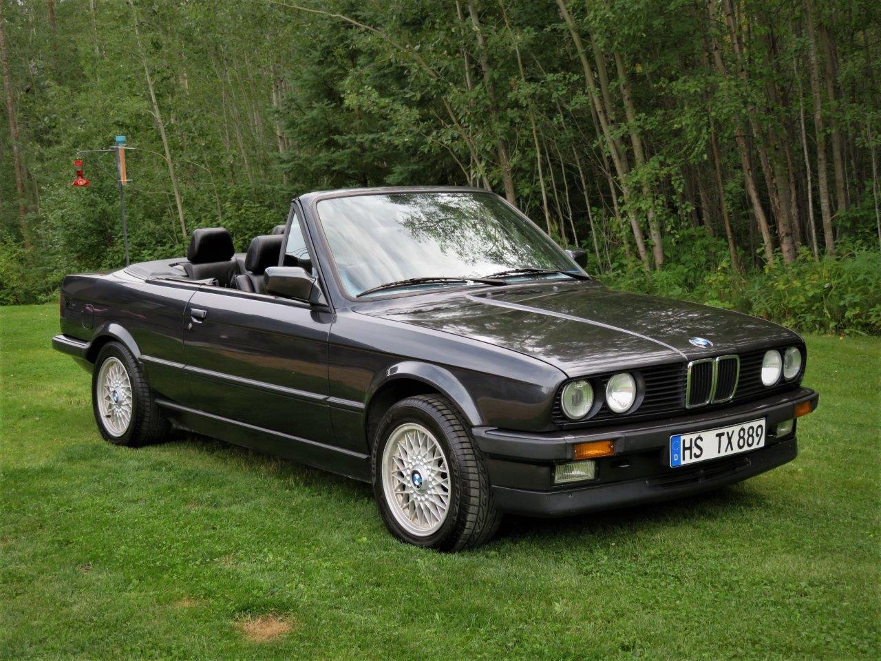 1987 BMW 325ic