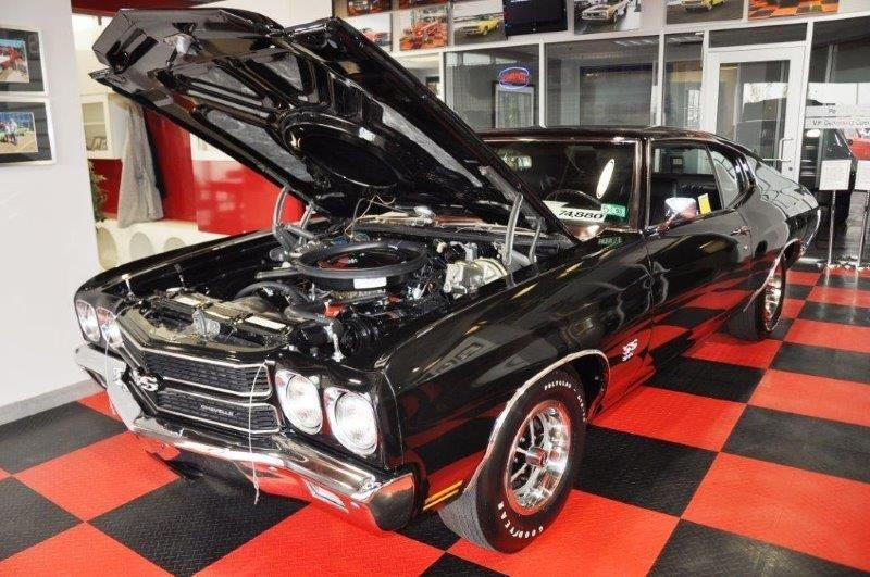 1970 Chevelle 396