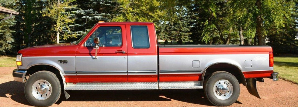 1997 Ford Truck