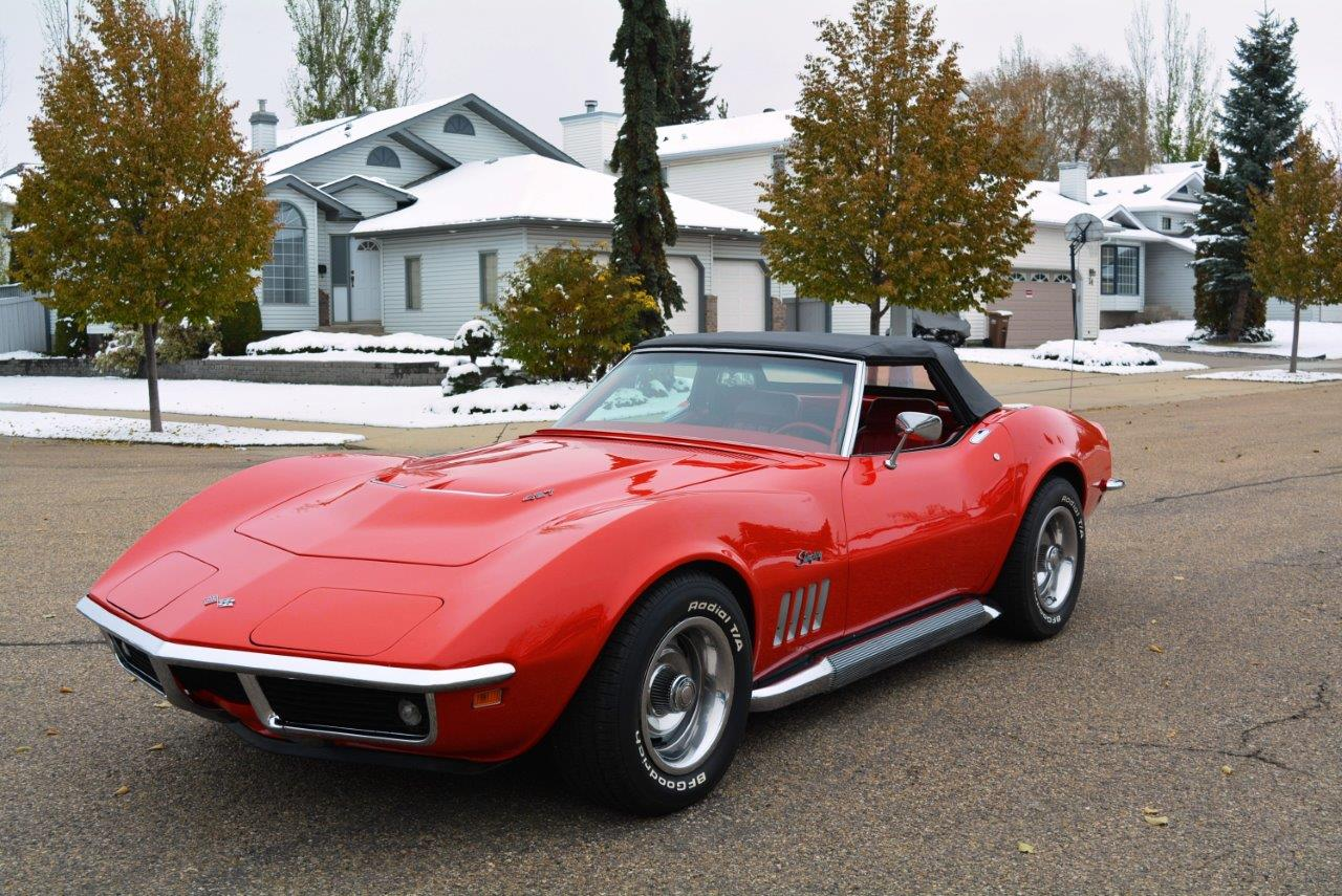 1969 Corvette GM