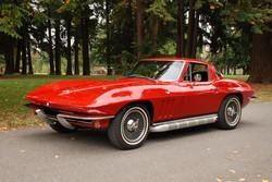 1965 Corvette 327 V8