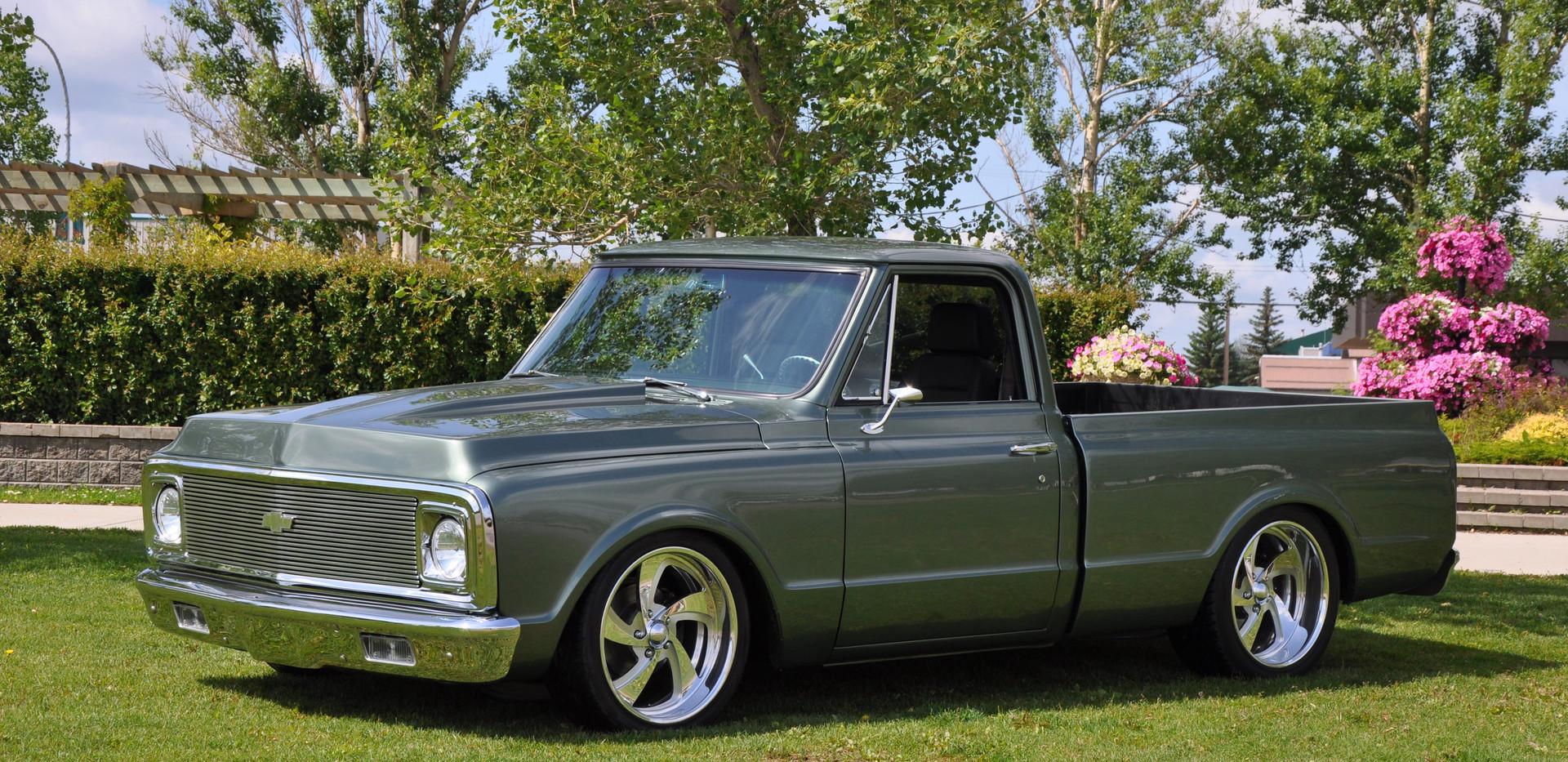 1971 Chev Pickup