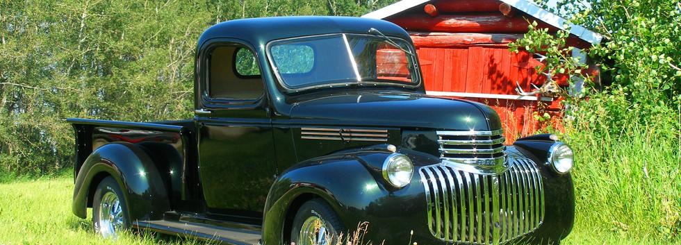 1946 Chevy Spare
