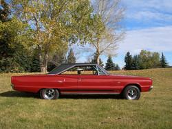 1967 Dodge Coronet RT Hemi