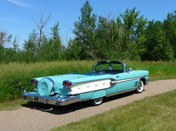 1958 Pontiac CVT
