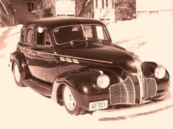 1940 Pontiac