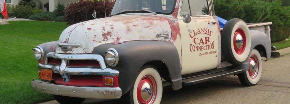 1954 GM Chev Pickup