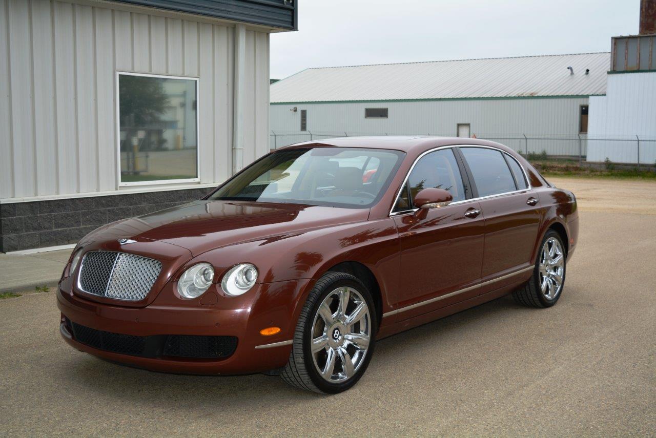 2007 Bentley