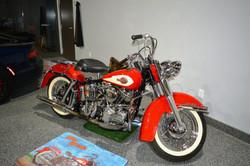 1959 Harley Davidson FLH