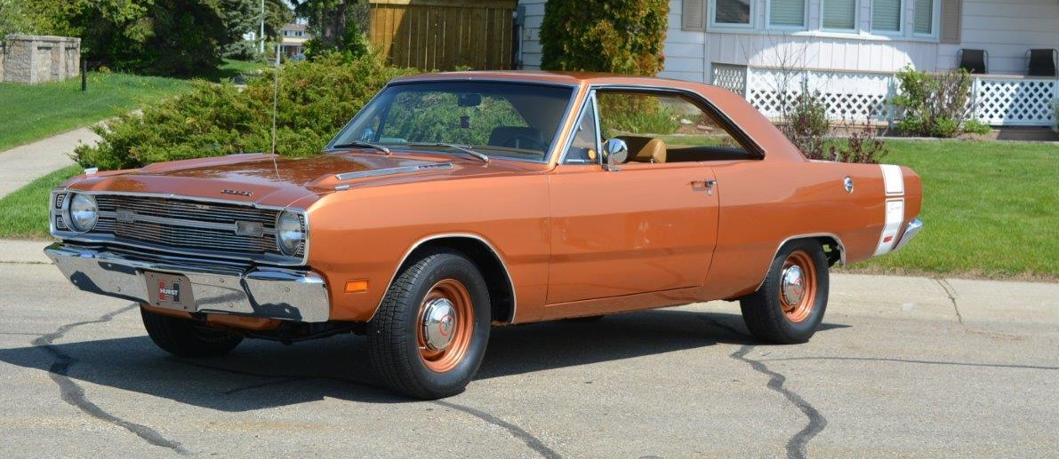 1969 Dodge Swinger