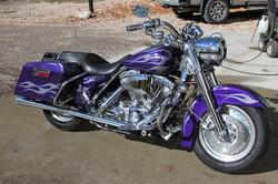 2002 Harley Motorcycle