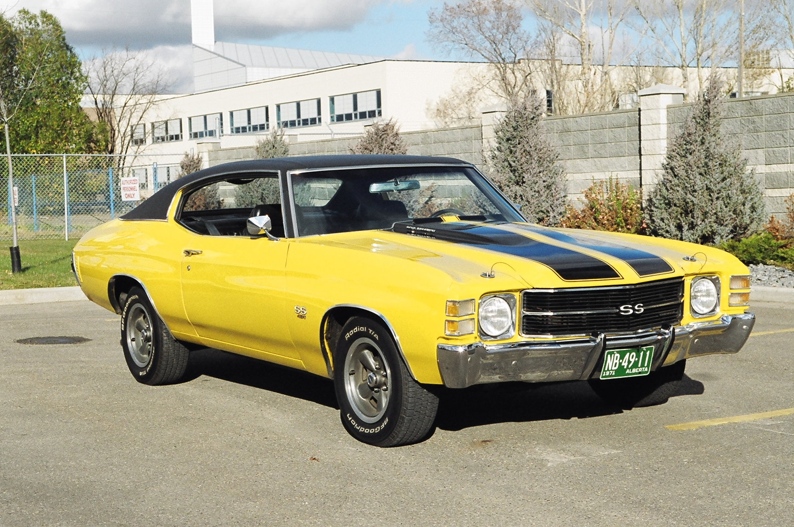 1971 Chevelle SS 454