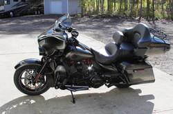 2018 Harley Motorcycle