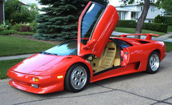 1992 Lamborghini