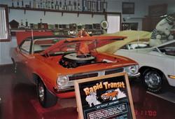 1970 Plymouth Hemi - Cuda