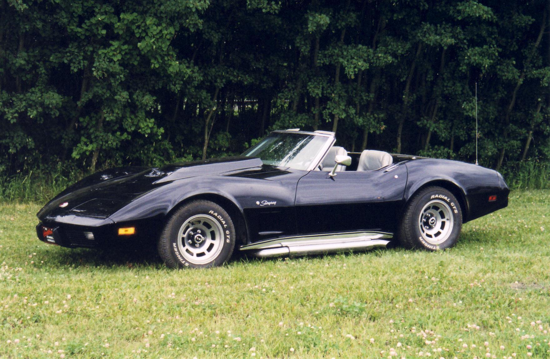 1975 Corvette