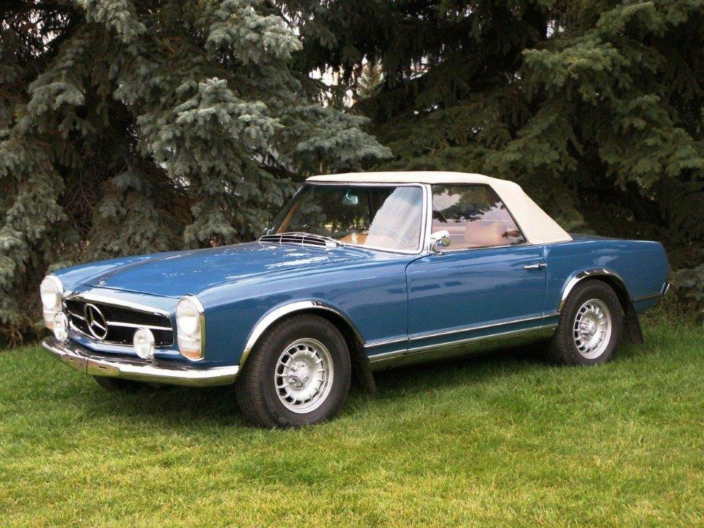 1965 Mercedes Benz