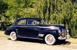 1941 Chevrolet Fleetline