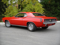 1970 Hemi Barracuda