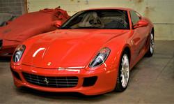 2008 Ferrai 599 GTB