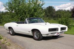 1968 beauman Pontiac GTO