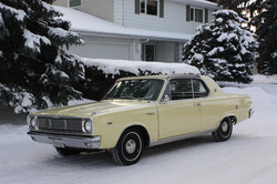 1966 Plymouth Valiant Signet