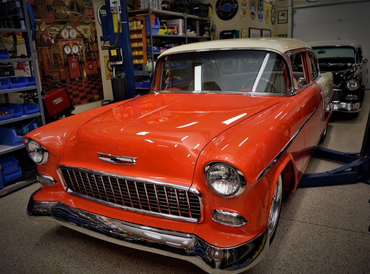 1955 Chevrolet - Restomod