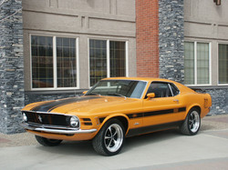 1970 Mustang Twister