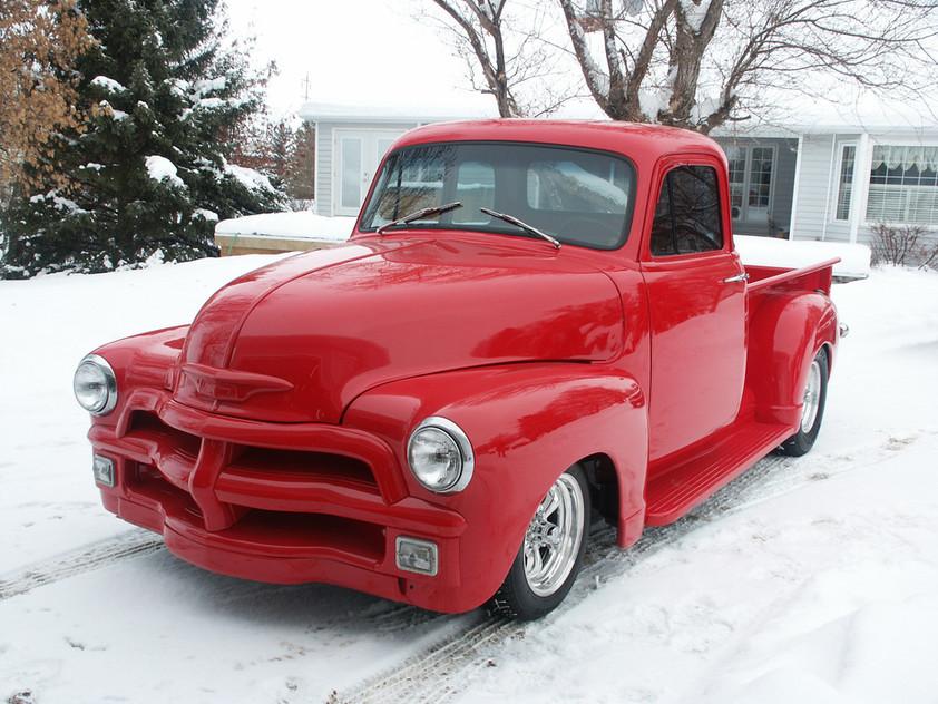 1954 Custom Chevrolet Pickup