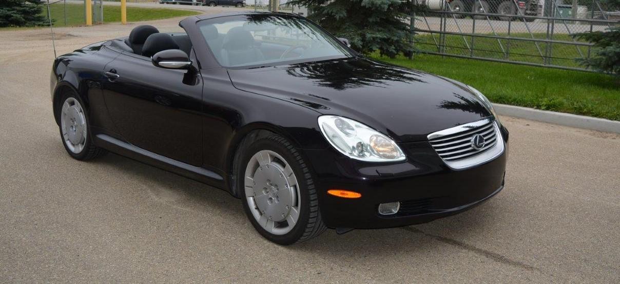 2002 Lexus
