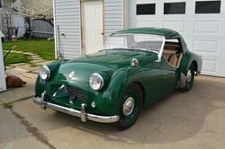1954 Triumph