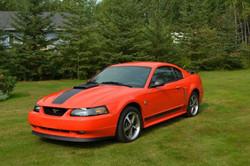 2004 Mustang Mach 1