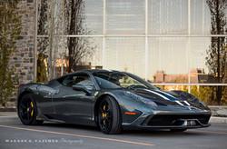 2015 Ferrari Reyes 458