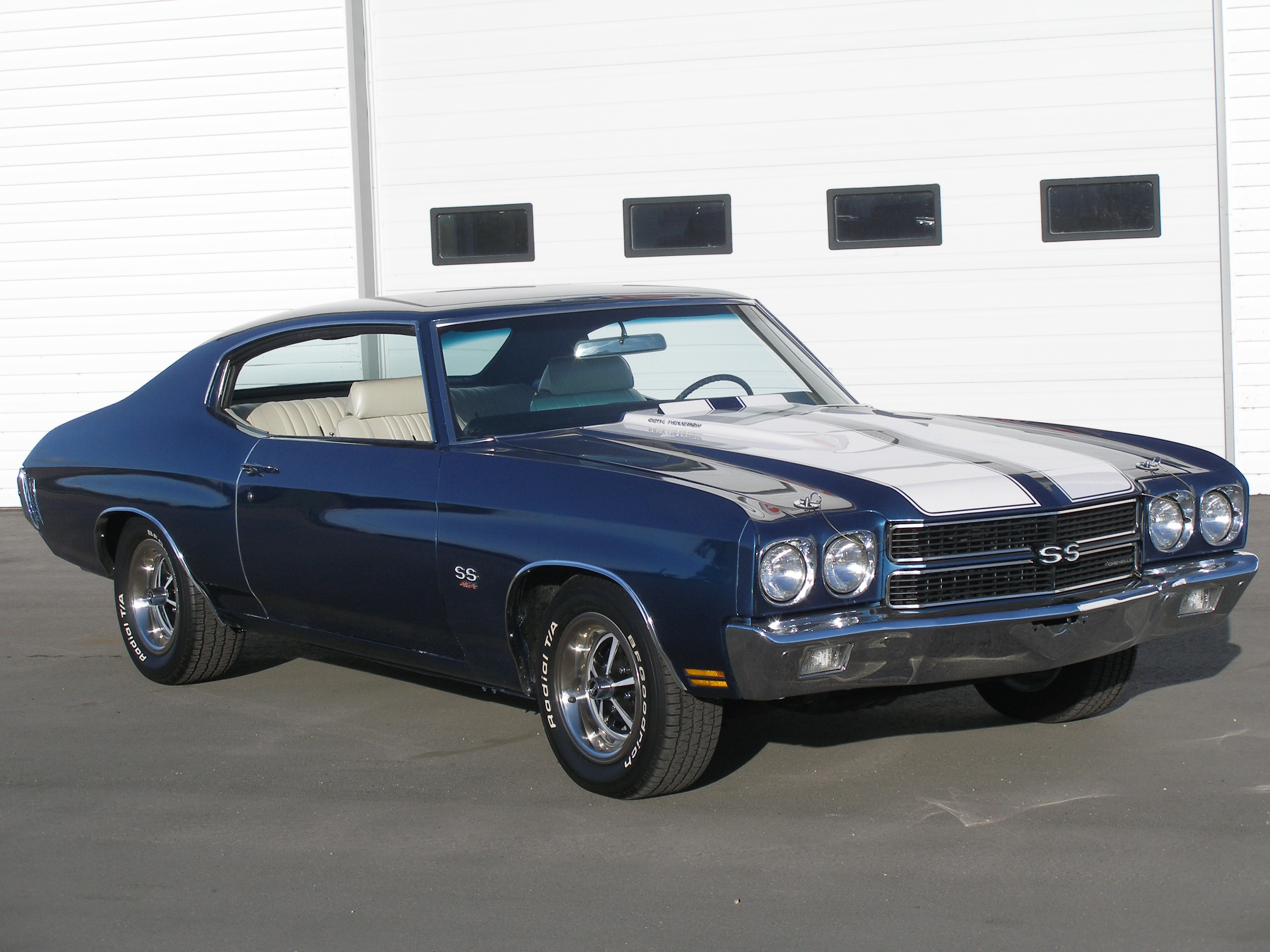 454 SS 1970 Chevelle