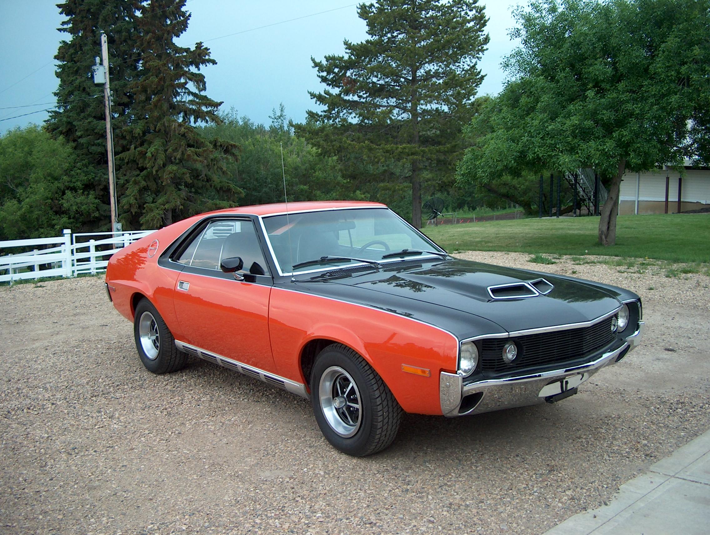 1970 AMX