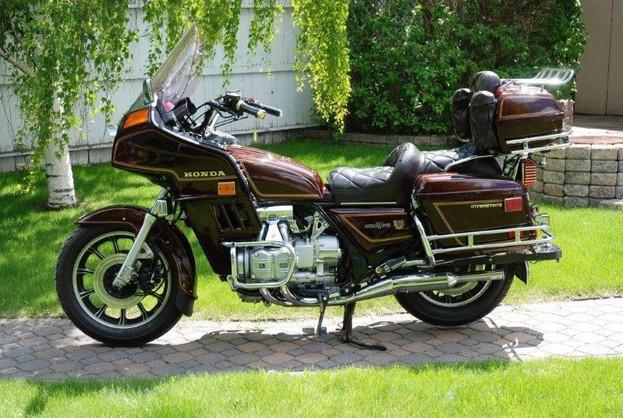 1983 Honda Wing