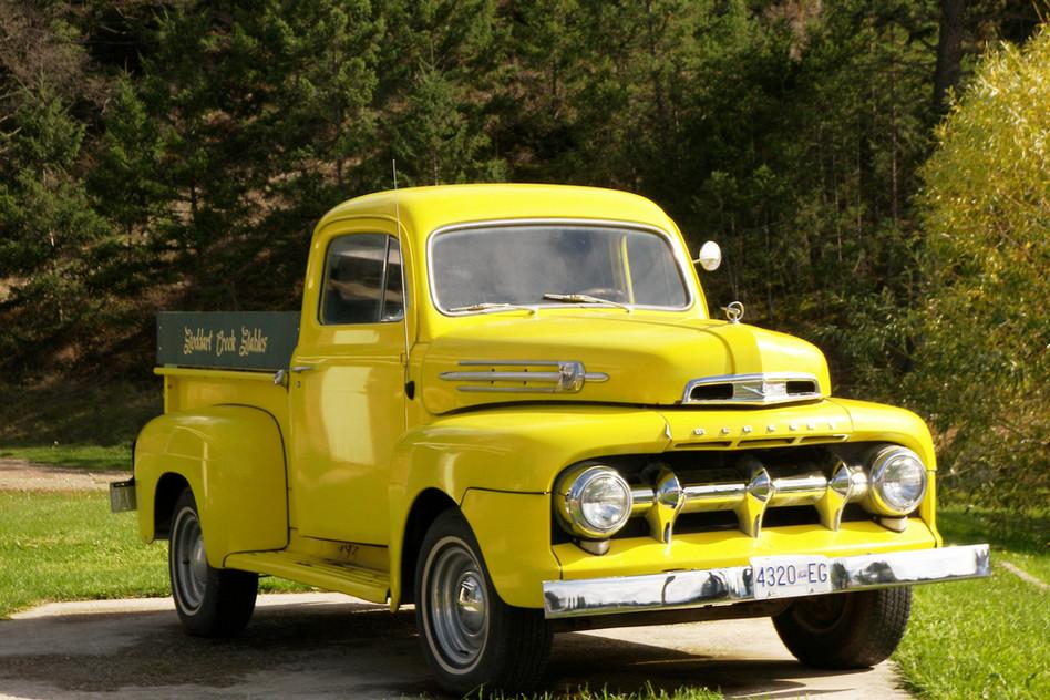 Mercury Yellow Pickup.JPG