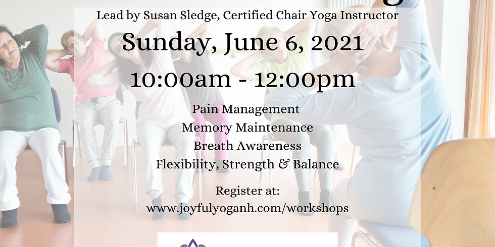 Intro to Chair Yoga
