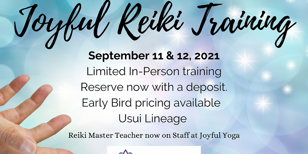 Reiki II - In  Person Training