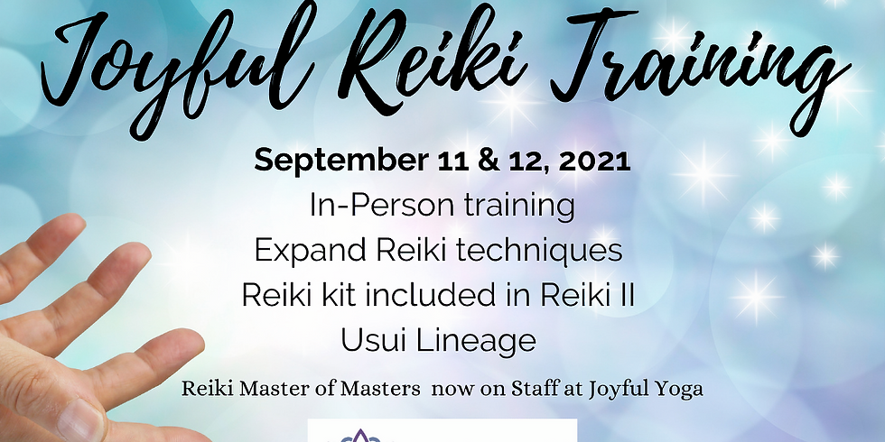 Reiki I - In  Person Training
