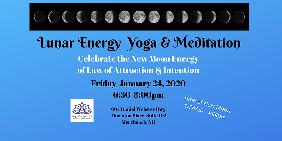 Lunar Energy Yoga & Meditation