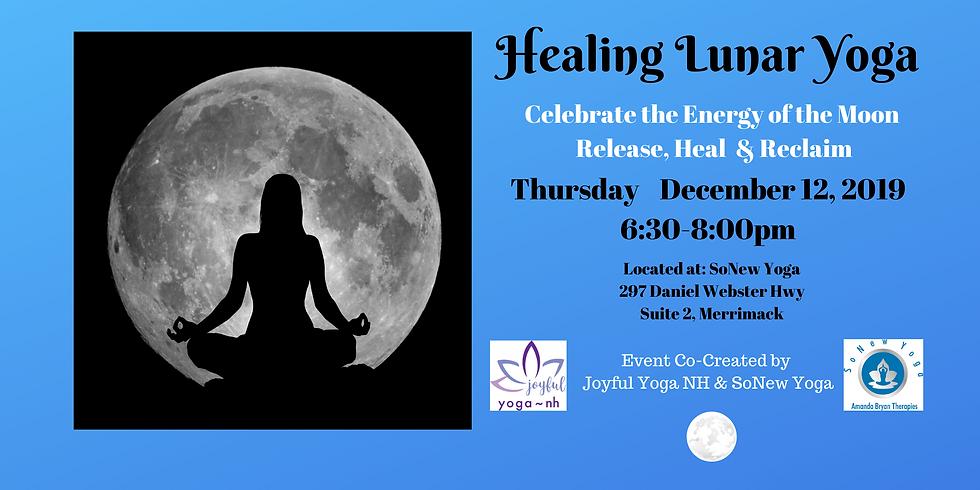 Healing Lunar Yoga Workshop