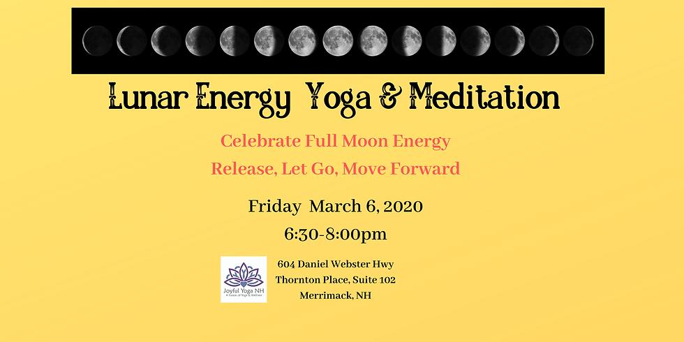 Lunar Healing Yoga & Meditation