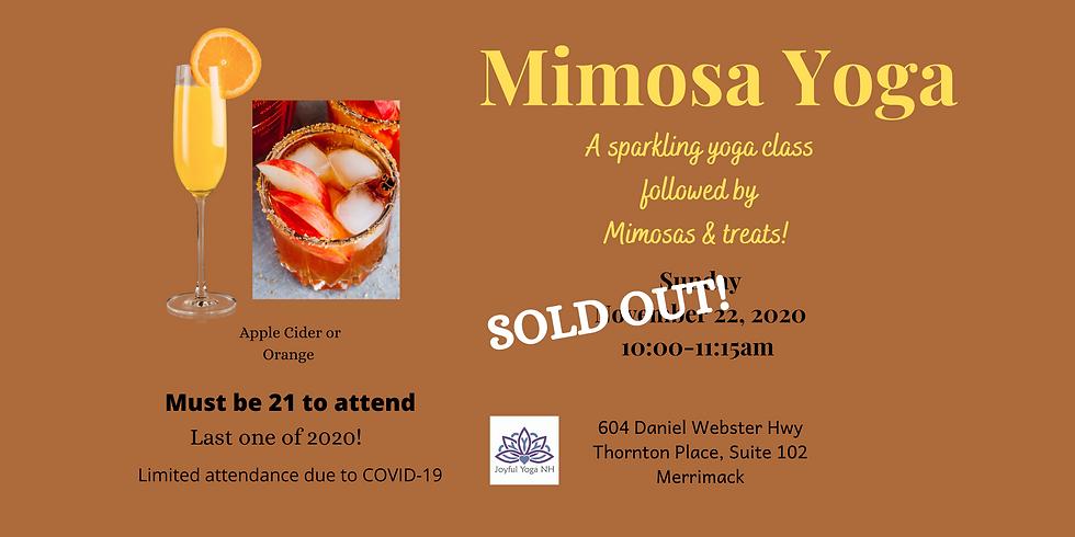 Mimosa Yoga