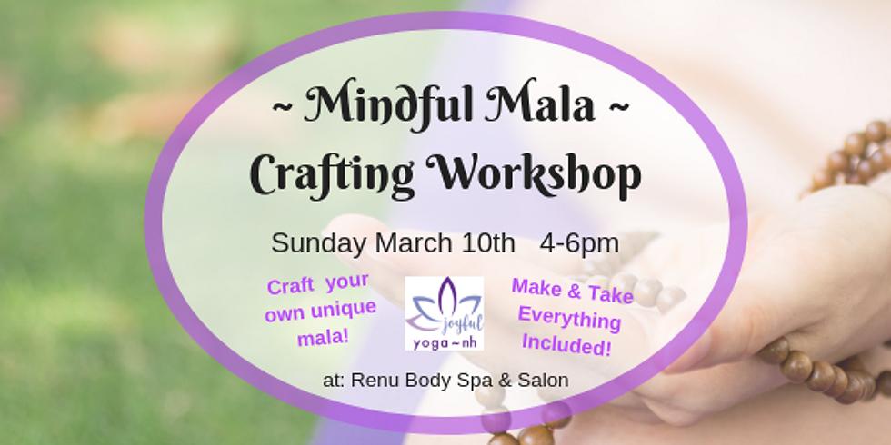 Mindful Mala Crafting Workshop