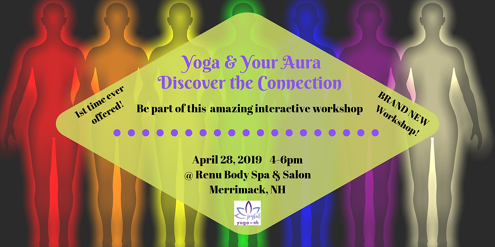 Yoga & Your Aura; Discover the Connection